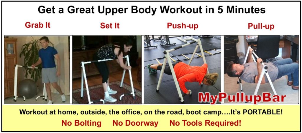 best 5 minute push pull workout