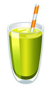 green drinks for antioxidants