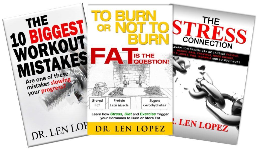 Publications of Dr. Len Lopez