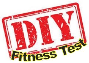 diy fitness test for fat burning