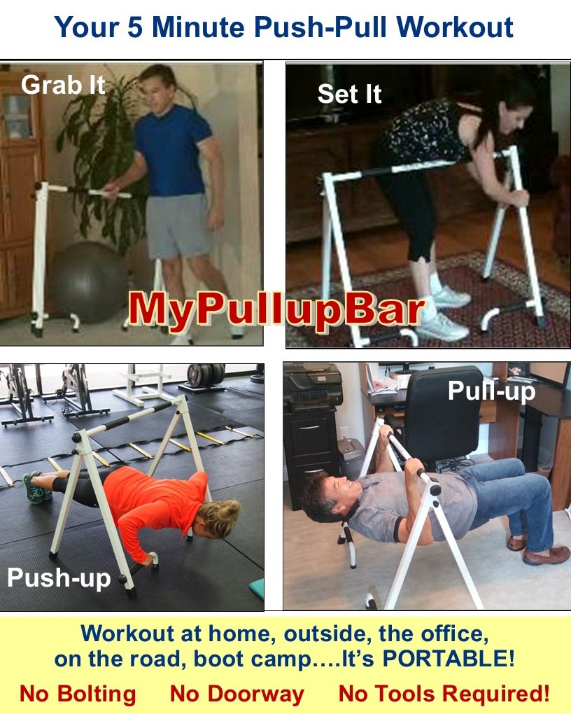 best push pull workout for home fitness