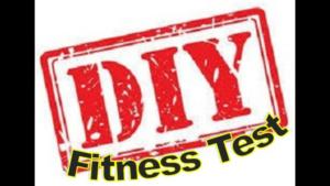 diy fitness test