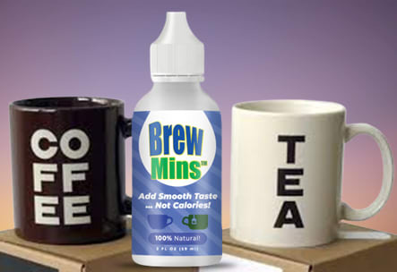 BrewMins for better tasting coffee and tea